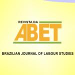 Revista da ABET Volume 17, Nº 2, Jul/Dez 2018