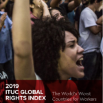 ITUC Global Rights Index 2019: Os piores países para trabalhadores