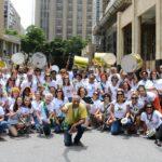 Bloco do Judiciário sai em combate ao trabalho infantil no carnaval