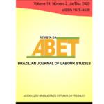 Revista da ABET v. 19 nº. 2