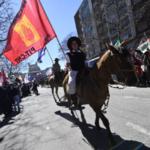 """""""A fome é política"""": Uruguaios fazem greve geral para denunciar precarização do trabalho"""